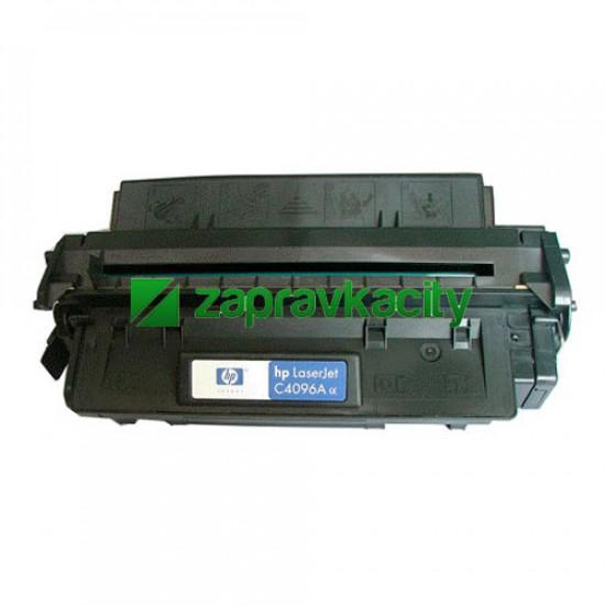 Заправка картриджа HP C4096A.