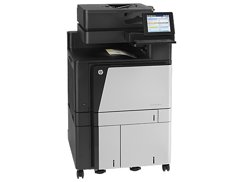 НР Color LaserJet Enterprise flow M880z+