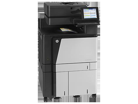 НР Color LaserJet Enterprise flow M880z+