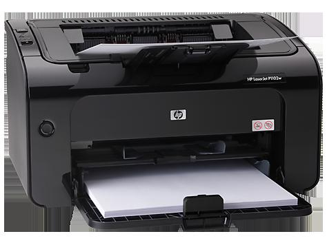 Установочный p1102 принтера для hp драйвер