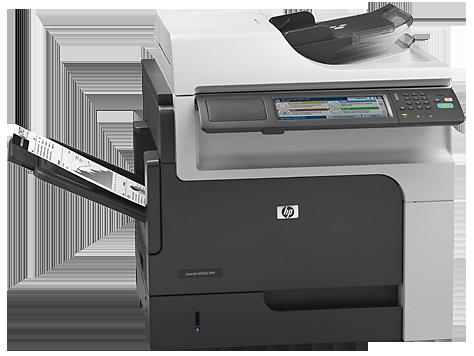 НР LaserJet Enterprise M4555h