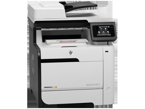 LaserJet Pro 400 MFP M475dn (цветной)