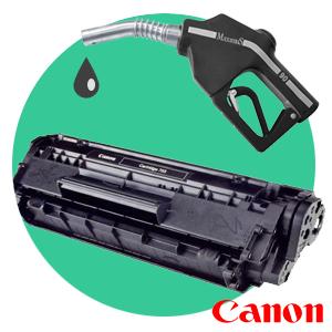 Заправка картриджей Canon для принтеров и МФУ по низкой цене в Москве