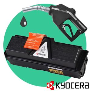 Заправка картриджей для копиров Kyocera, цены от количества -Zapravkacity