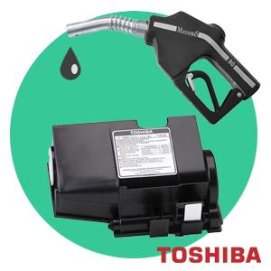 Заправка картриджей принтеров и МФУ Toshiba