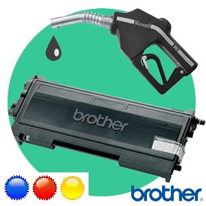 Заправка картриджей Brother для принтеров и МФУ с выездом по Москве-Zapravkacity