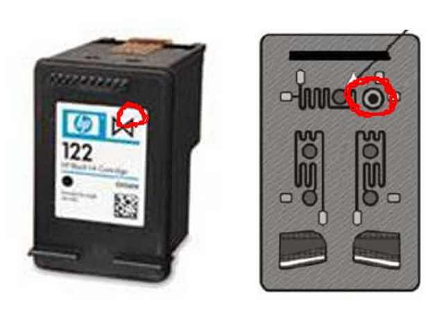 Заправка для картриджа HP 2130 Олди