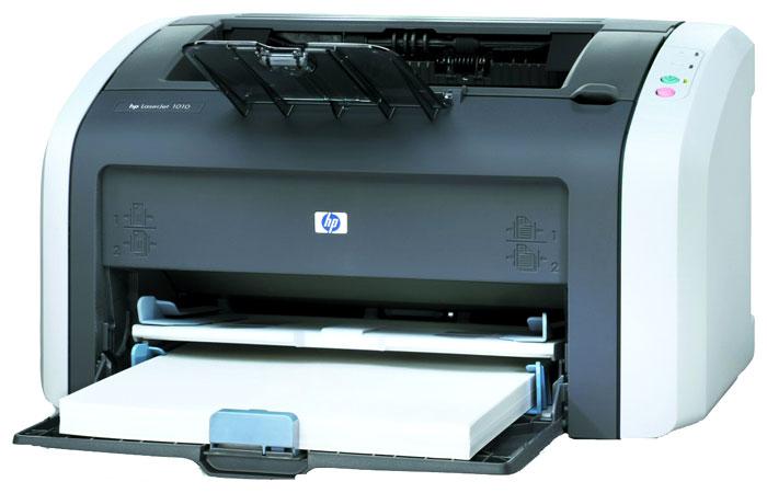 Устройство HP LaserJet 1010
