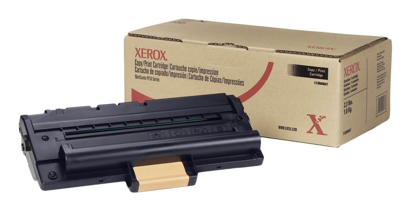 Заправка картриджей Xerox