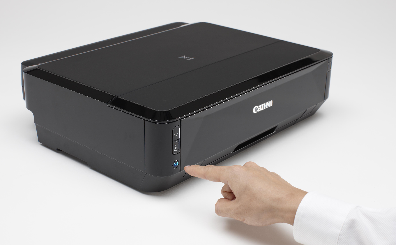 Как сделать принтер pixma 40