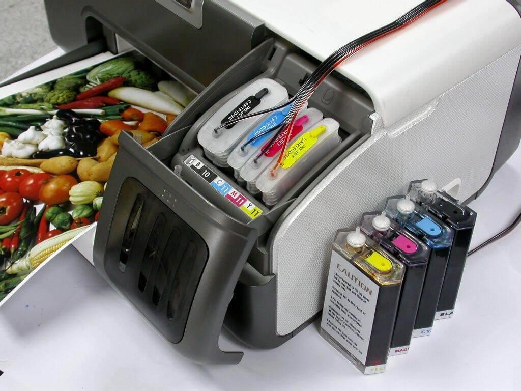 Цветной лазерный принтер для дома 2015