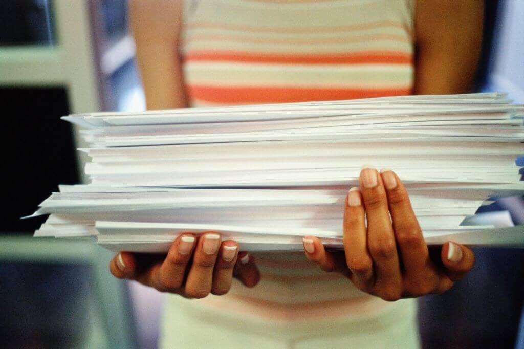 Чем можно заменить бумагу плотностью 160