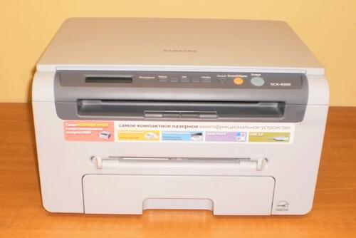 драйверы для samsung scx 4200 сканер драйвер